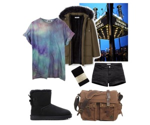 cozy, fall, and outfit image