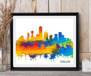 Dallas, gift for him, and etsy image