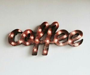 coffee and light image