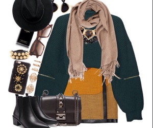 ankle boots, fashion, and guess image