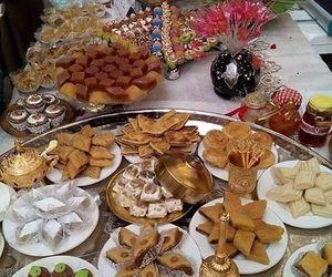 Algeria, cakes, and algerian food image