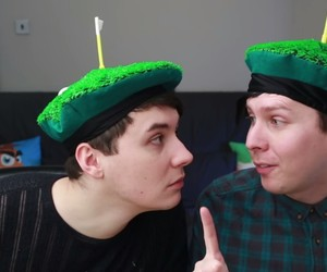 phil lester, dan howell, and dnp image