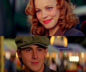 the notebook, love, and rachel mcadams image