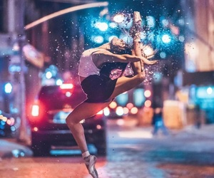 photography, ballet, and girl image