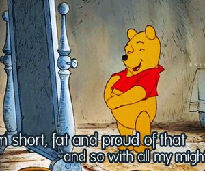 winnie the pooh and fat image