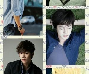 kim hyun joong, kim kyu jong, and park jung min image