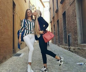 bff, fashion, and outfit image