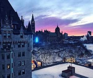 beautiful, city life, and canada image