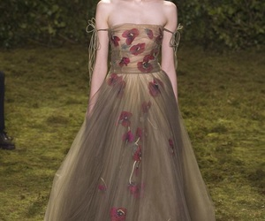 Christian Dior, fashion, and gown image