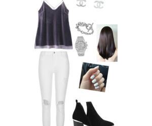 clothing, day, and fashion image