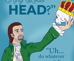 hamilton, poster, and wallpaper image