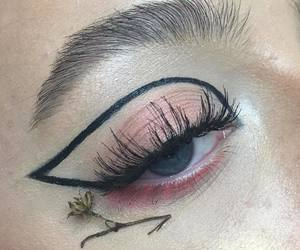 eyes, fashion, and inspo image