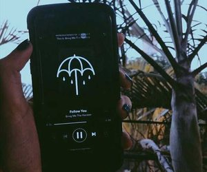 bmth, bring me the horizon, and follow you image