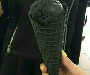 cool, food, and ice cream image