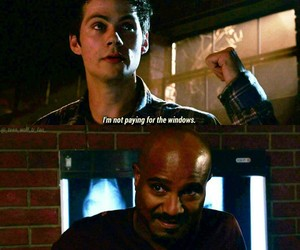teen wolf, stiles stilinski, and tw image