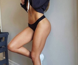 fit, fitness, and legs image