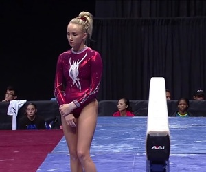 artistic, beam, and gymnastics image