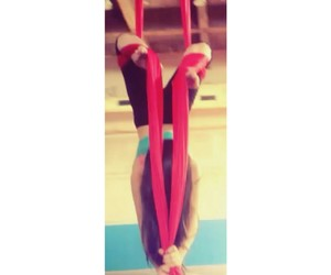 aerial, Easy, and silks image