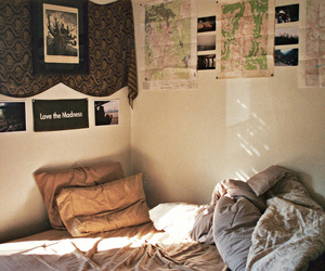 vintage, photography, and room image