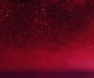 wallpaper, red, and stars image