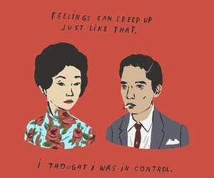 aesthetic, in the mood for love, and quotes image