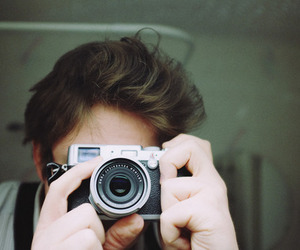 hipster, photography, and vintage image