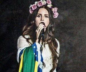 beautiful, brazil, and dark image