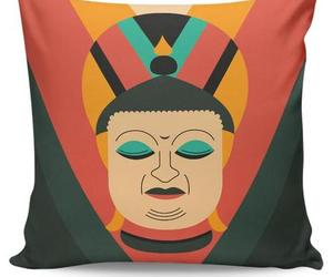 art, lord, and cushion cover image