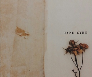 book, jane eyre, and aesthetic image