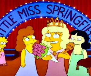 90's, lisa simpson, and the simpsons image