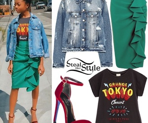 skai jackson and steal her style image