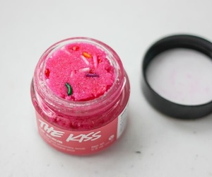 lush, pink, and repost image