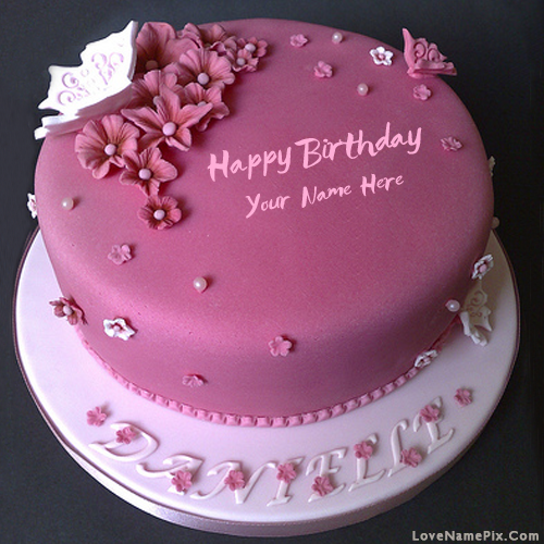 31 images about Happy Birthday Cakes With Name on We Heart It | See