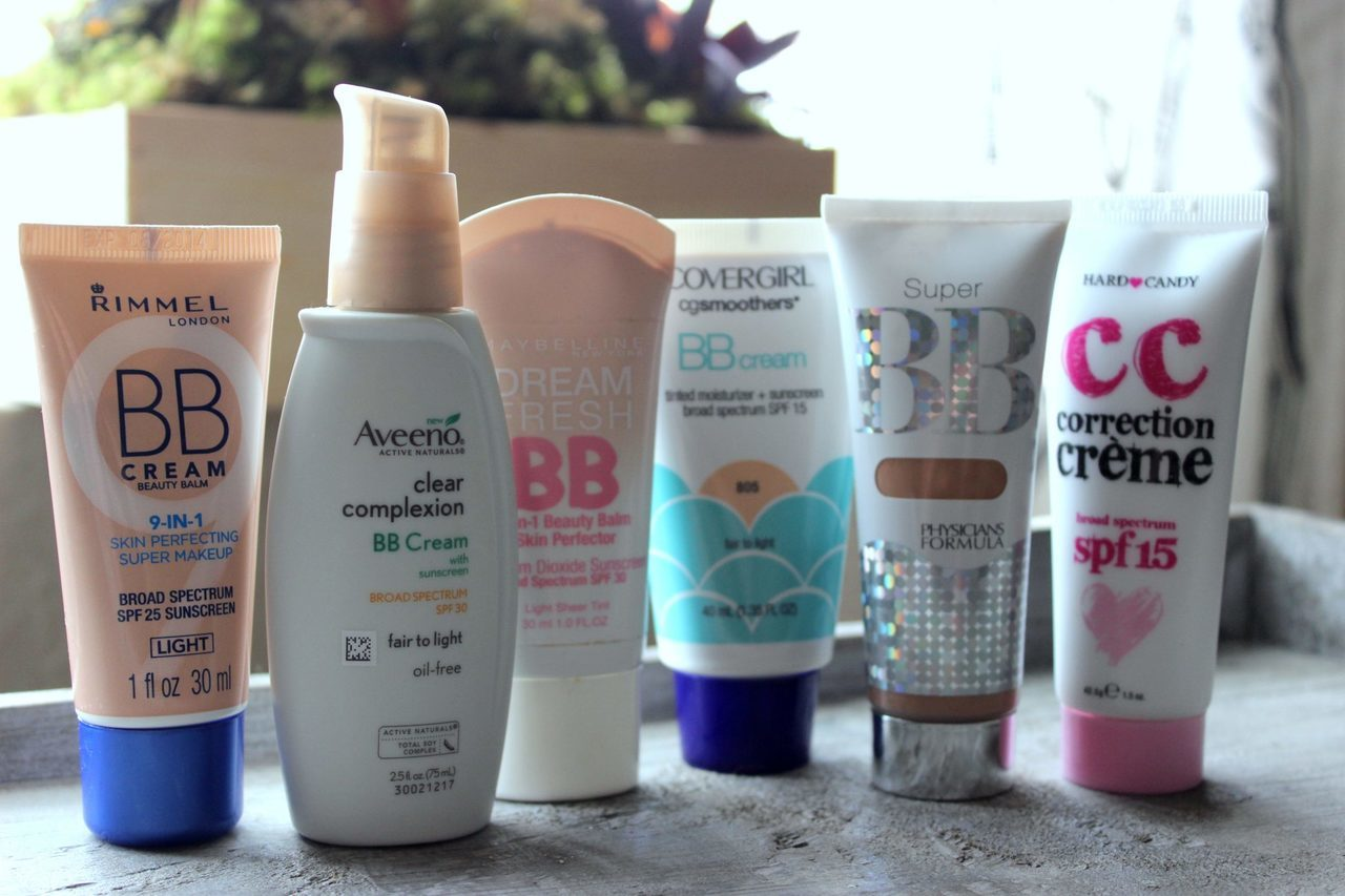 make up, beauty products, and korean bb cream image