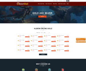 albion online and albionmall image