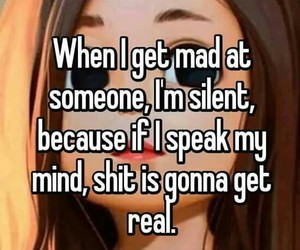 mad and silence image