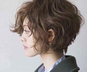 hair and short hair image