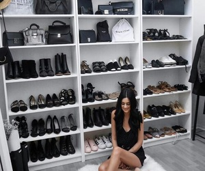 fashion, shoes, and goals image