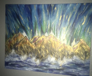 art, indie, and mac' mountains image