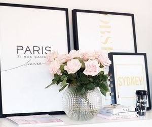 flowers and home decor image