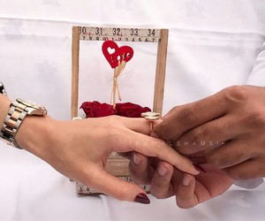 accessories, engagement, and forever image