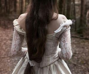 princess and hair image