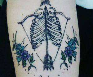 awesome tattoos, tattoos for women, and tattoos ideas image