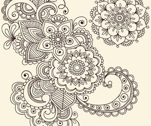 mandala and draw image