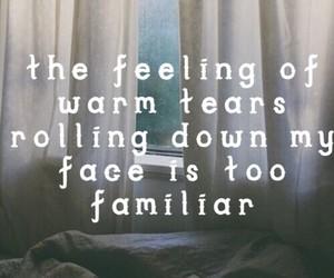sad and tears image