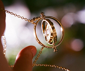 harry potter and time turner image