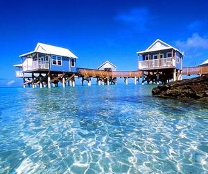 bermuda, summer, and beach image