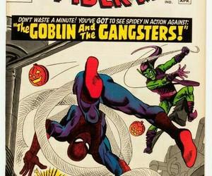 comic books, genius, and spider-man image