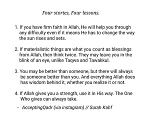 allah, four, and islam image