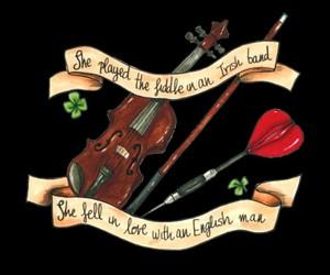 fiddle, irish, and Lyrics image